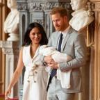 В Сети обсуждают возможную дату крестин сына Меган Маркл и принца Гарри