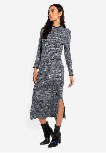Как выбрать теплое вязаное платье?