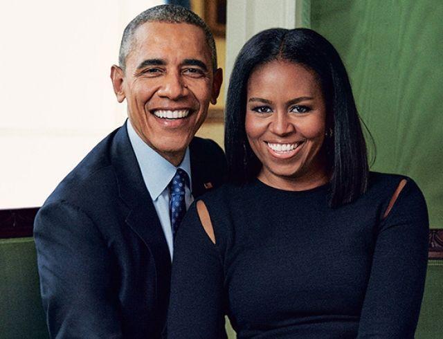 Барак и Мишель Обама погостили у Джорджа и Амаль Клуни на озере Комо (ФОТО)