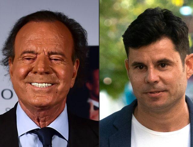 Еще один претендент на наследство: у Хулио Иглесиаса объявился внебрачный сын