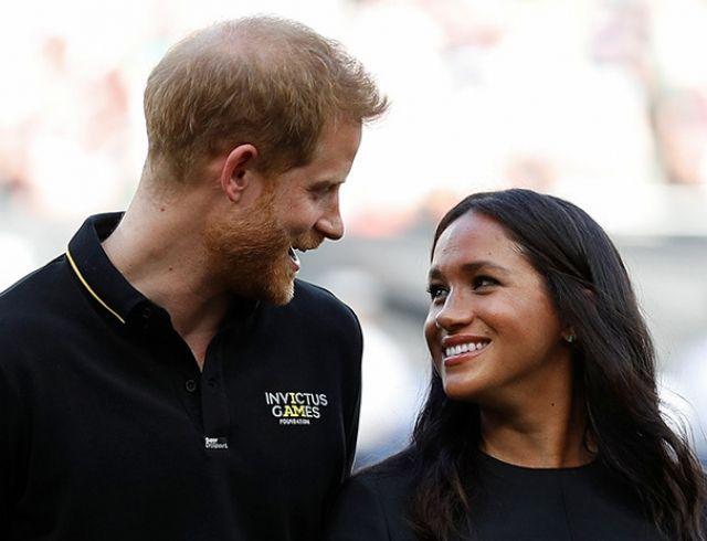 Это трогательно! Принц Гарри поздравил Меган Маркл с днем рождения (ФОТО)