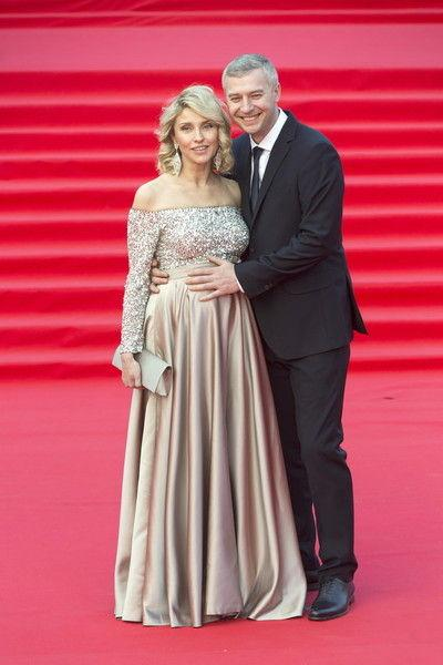 44-летняя Екатерина Архарова родила сына