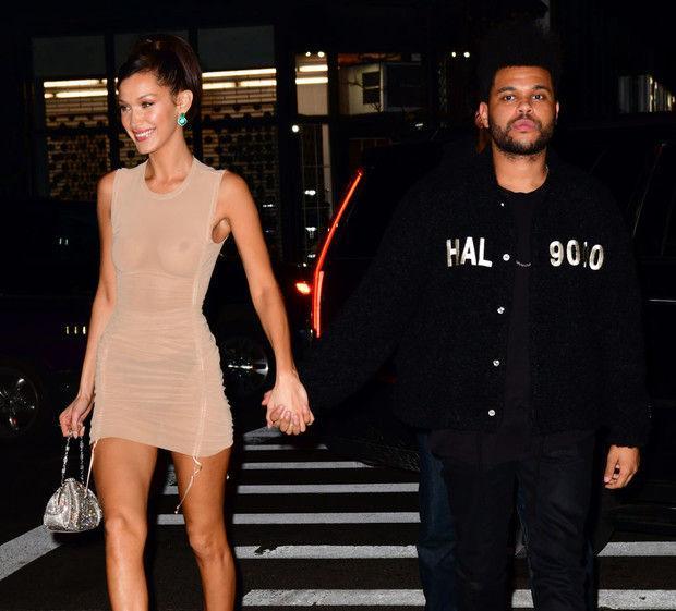 Белла Хадид и The Weeknd снова расстались