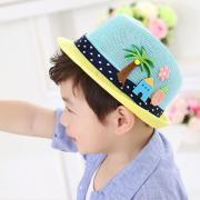 Детские летние головные уборы