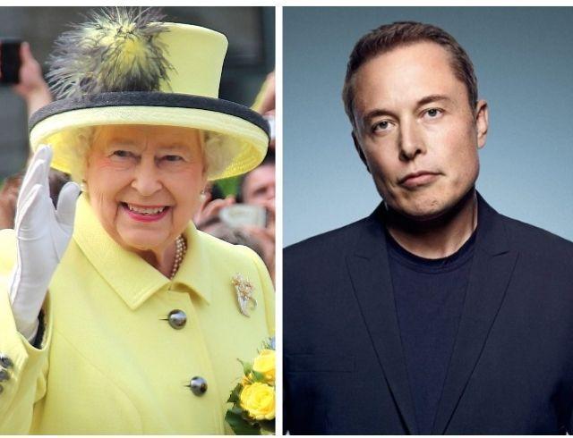Сравнил с телепузиками: Илон Маск пошутил над Елизаветой II (ФОТО)