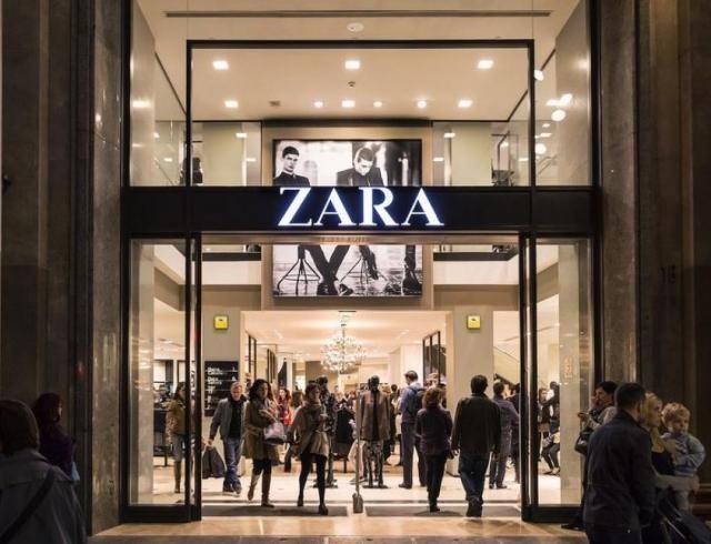 Онлайн для украинцев: Zara запустили фирменный интернет-магазин в Украине