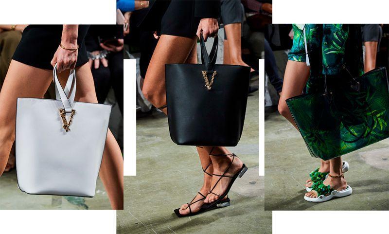 7 трендов сумок с Недели моды в Милане