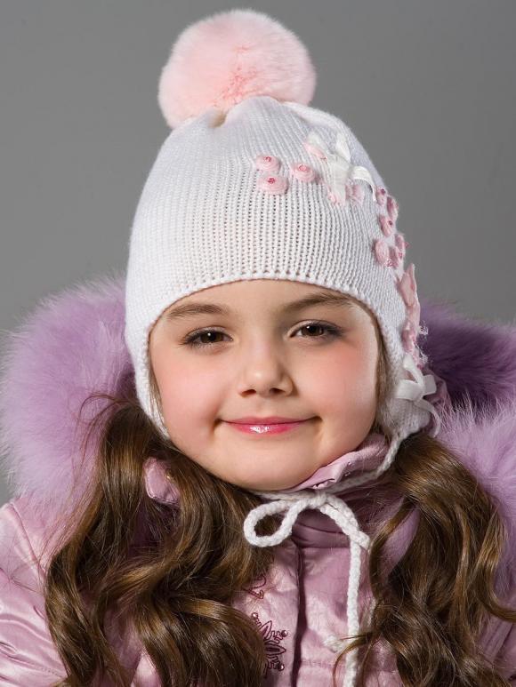 Современные детские шапочки
