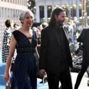 Уже не холостяк: с кем Киану Ривз пришел на светскую вечеринку в Голливуде? (ФОТО)