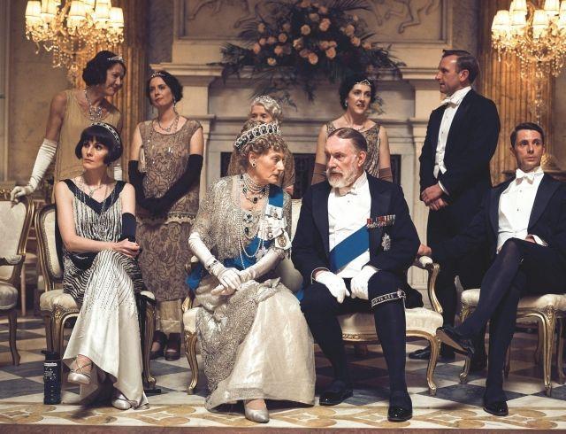 """""""Аббатство Даунтон-2019"""": шик и блеск английской аристократии, или Сколько шума может наделать один король!"""
