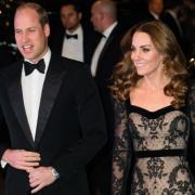 Кейт Миддлтон и принц Уильям устроили рождественскую вечеринку для медсестер