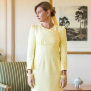 """""""То самое желтое платье"""": Елена Зеленская выставила на аукцион свой самый скандальный наряд"""