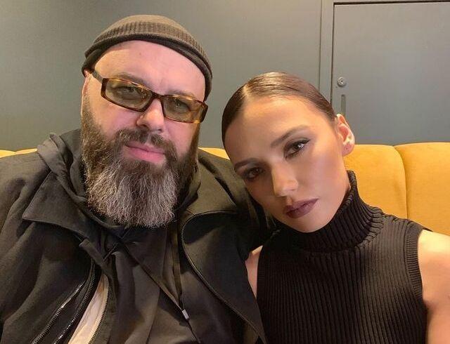 Максим Фадеев прокомментировал сплетни о его романе с Ольгой Серябкиной