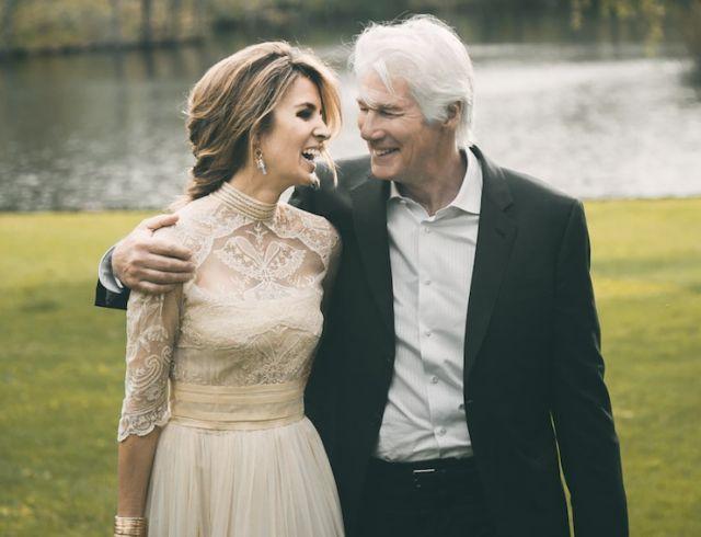 70-летний Ричард Гир снова станет отцом спустя 9 месяцев после рождения сына