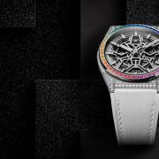 Zenith представил часы в стиле высокого ювелирного искусства