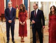 Герцоги Кембриджские устроили прием в Букингемском дворце в честь саммита Великобритании и Африки (ФОТО+ВИДЕО)