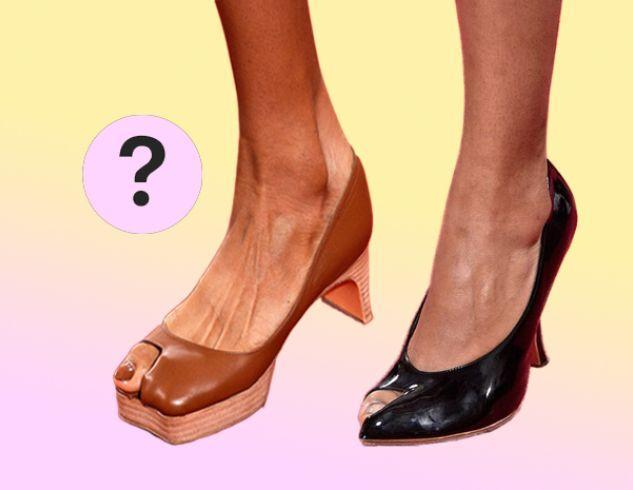 Еще один тренд, который вас удивит: обувь с открытым большим пальцем