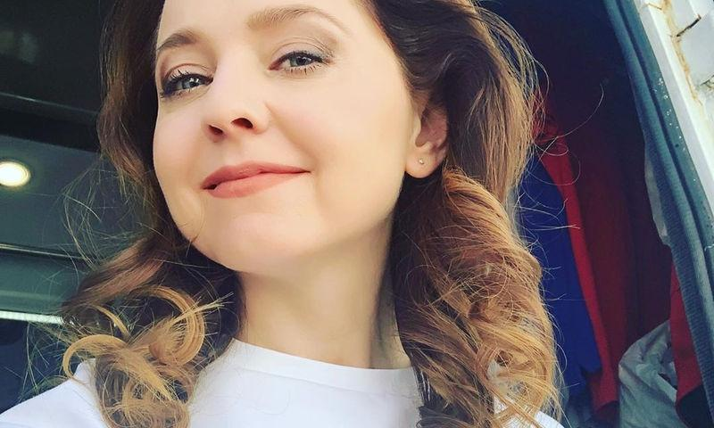 Валентина Рубцова без макияжа выглядит еще моложе