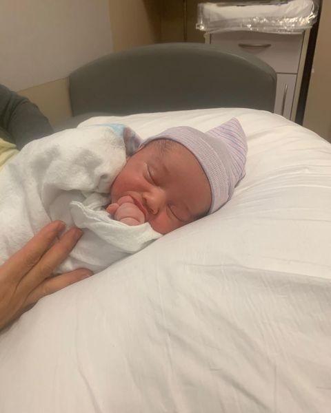 65-летний Крис Нот стал отцом во второй раз