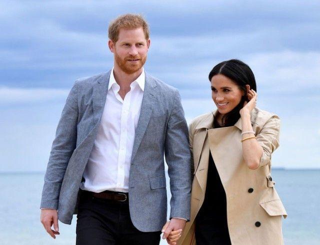 "Меган Маркл и принц Гарри отказались вручать статуэтку ""Оскар-2020"""