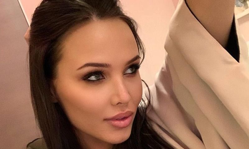 Анастасия Решетова впервые показала лицо сына