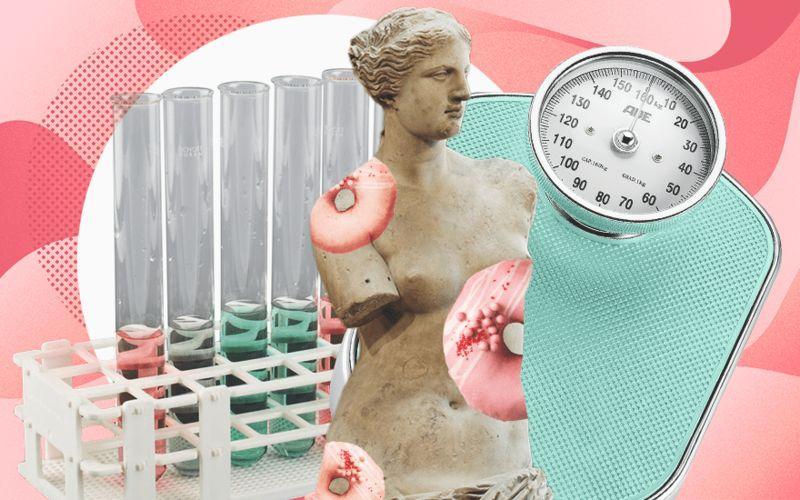 Как пройти осмотр у врача и не быть пристыженной за вес