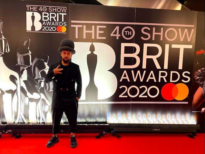 """""""BRIT Awards 2020"""": MONATIK стал приглашенным гостем престижной премии (ФОТО)"""