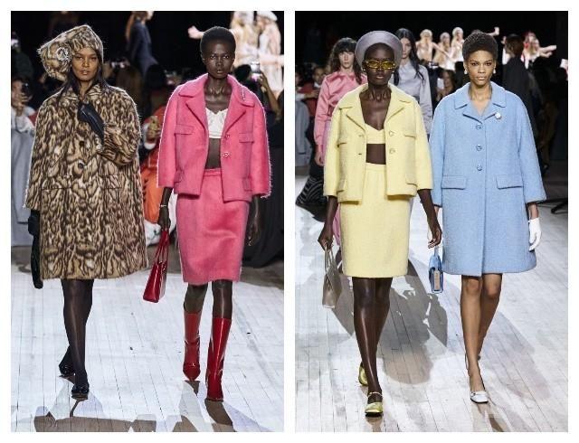Джеки Кеннеди, Майли Сайрус и дух 60-х — все это в новой коллекции Marc Jacobs