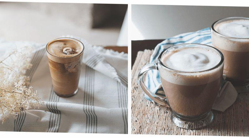 4 рецепта вкусных напитков из растворимого кофе