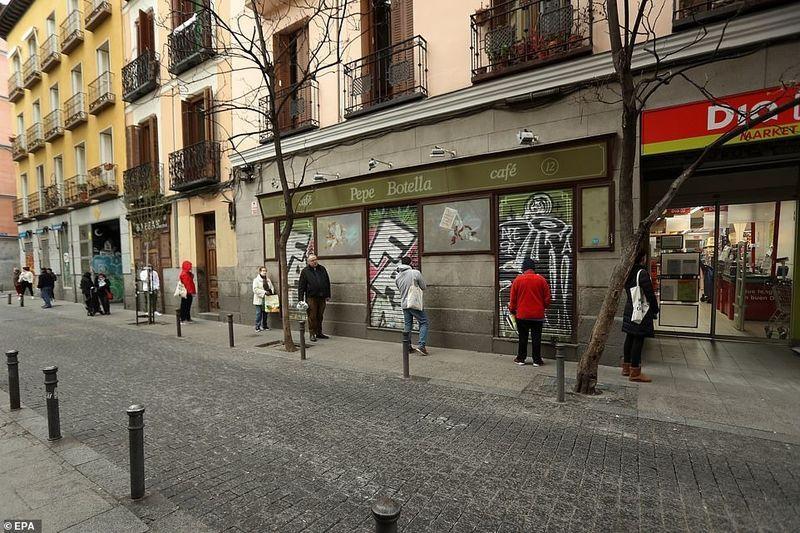 В Испании за нарушение карантина оштрафовали 31 000 людей
