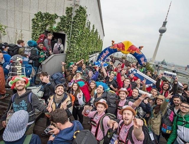 Red Bull Can You Make It: львовяне представят Украину на всемирном конкурсе