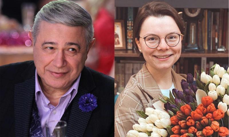 СМИ: 74-летний Евгений Петросян и Татьяна Брухунова стали родителями