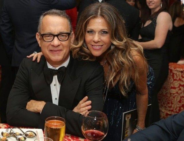 У Тома Хэнкса и его жены Риты Уилсон подтвердили коронавирус