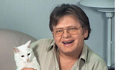 Юрий Антонов: «У моих собак и кошек есть свои резиденции»