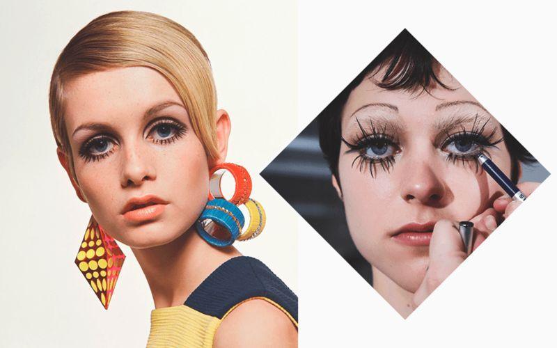 7 олдскульных тенденций в макияже, которые вернулись в моду