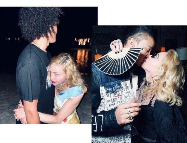 Мадонна поздравила своего парня с 26-летием (ФОТО)