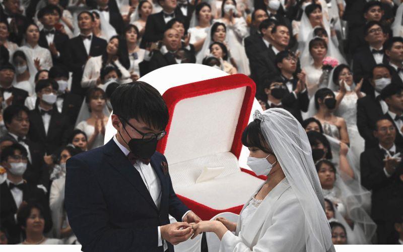 Свадьба в карантине: как люди женятся в условиях пандемии