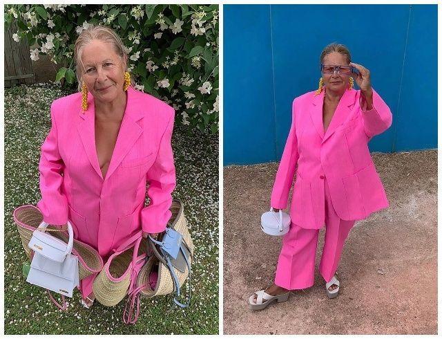 Так трогательно! В новой рекламной кампании Jacquemus снялась бабушка дизайнера (ФОТО)
