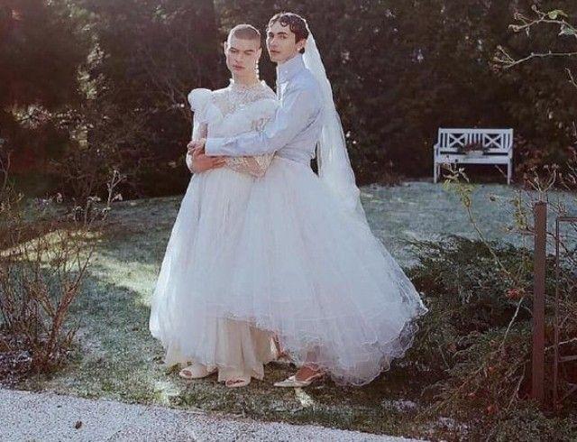Vogue Italia запустил двухнедельный челлендж, посвященный гендерной идентичности