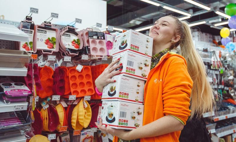 Домашний текстиль и посуда: где купить всего за рубль
