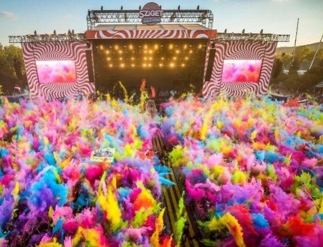 Крупнейший музыкальный фестиваль Восточной Европы Sziget 2020 отменили