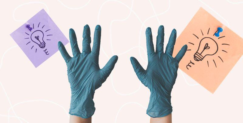 Стоит ли на самом деле носить медицинские перчатки