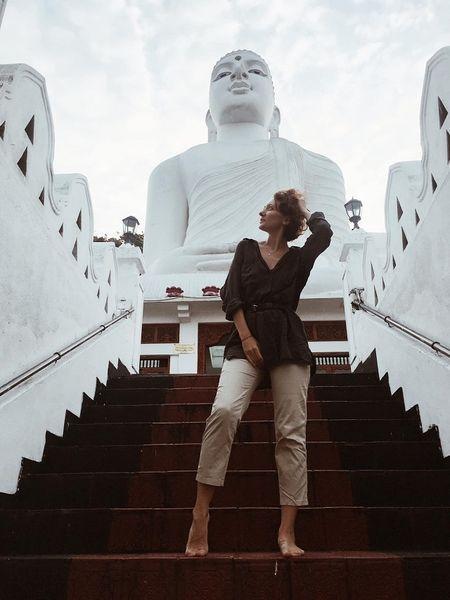 Застряла на Шри-Ланке, но не опустила руки: Иванка Крижановская об изменениях и новом проекте zahopleni