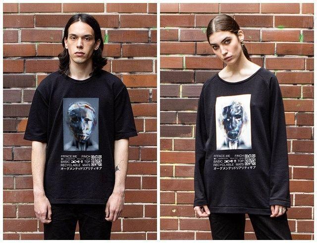 FINCH x FFFACE представили коллекцию первой цифровой одежды: что это такое и как работает