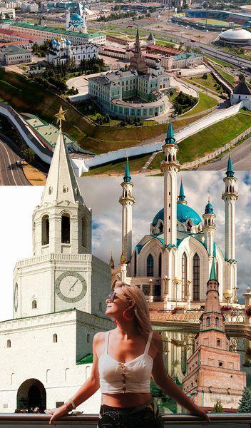Гид по удовольствиям: чем заняться в Казани летом
