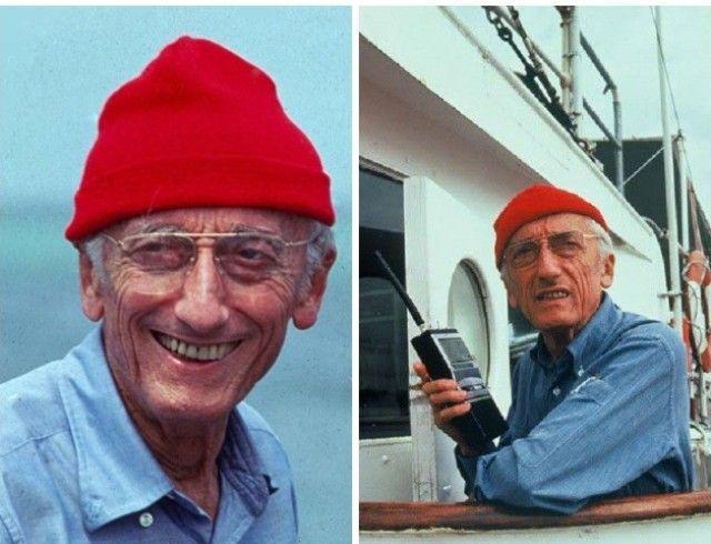 110 лет со дня рождения Жака-ИваКусто: как легендарный исследователь ввел моду на шапки?