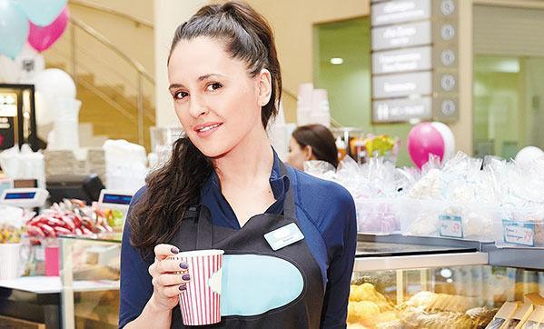 Мария Шумакова рассказала, как приготовить фисташковое латте
