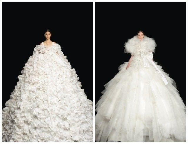 Высокая мода и королевские наряды: новая коллекция Valentino Haute Couture 2021 (ФОТО)