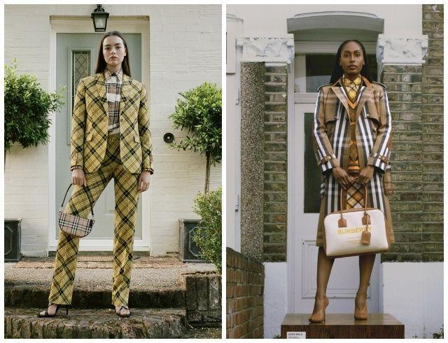 Как работники бренда стали моделями? Смотрите обзор новой круизной коллекции Burberry (ФОТО)