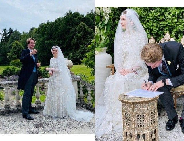 Принцесса Иордании Райя вышла замуж: как это было? (ФОТО)